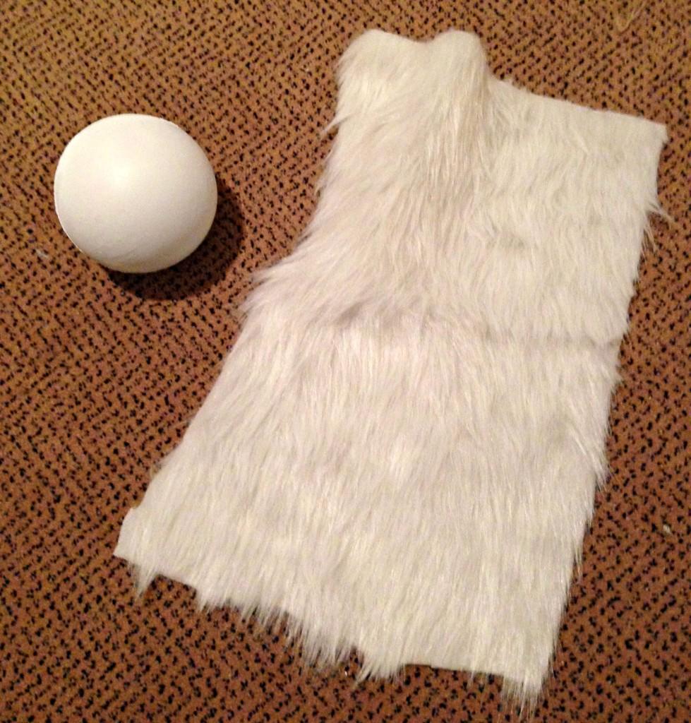 fur and ball