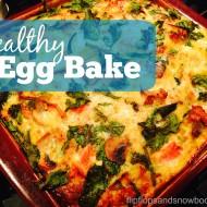 Healthy Egg Bake