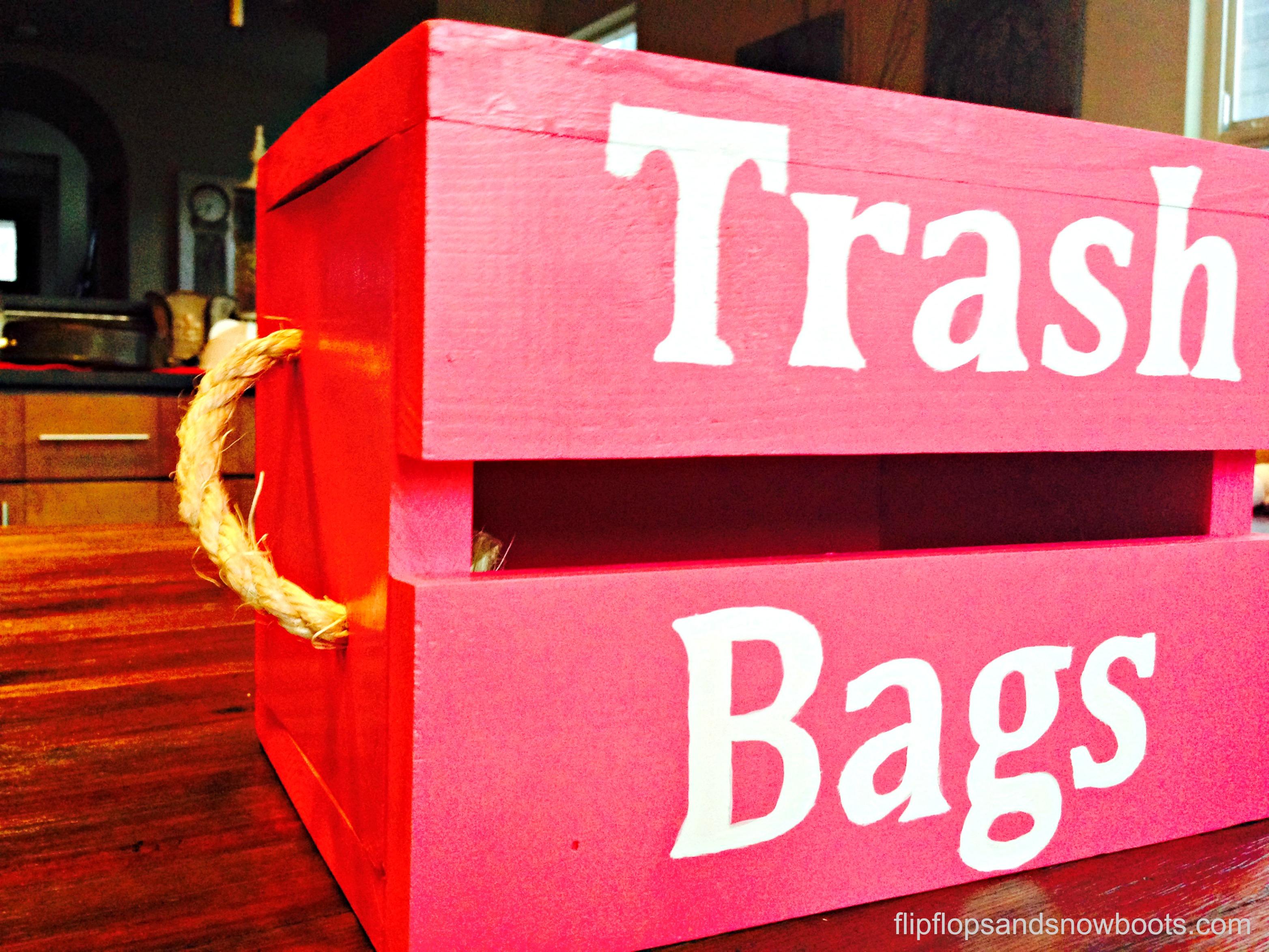 Well-known Kitchen Trash Bag Dispenser - Dream Design DIY NV05