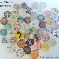 Glass Rock Magnets