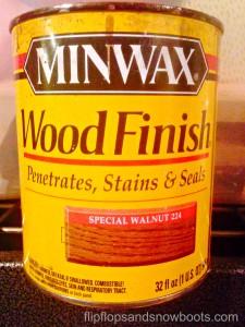 special walnut mixwax