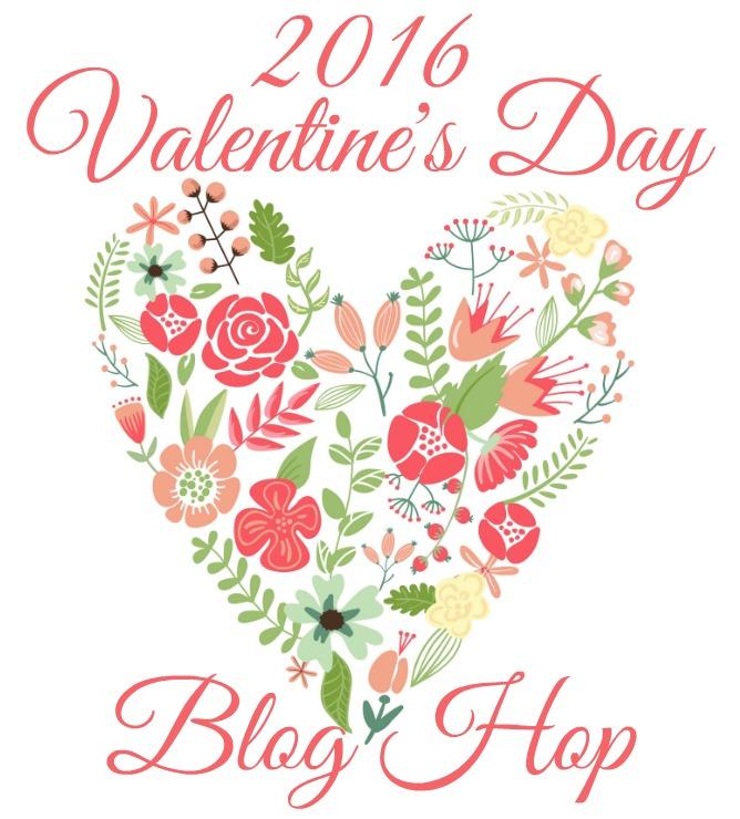 valentines blog hop - heart DIY wood sign
