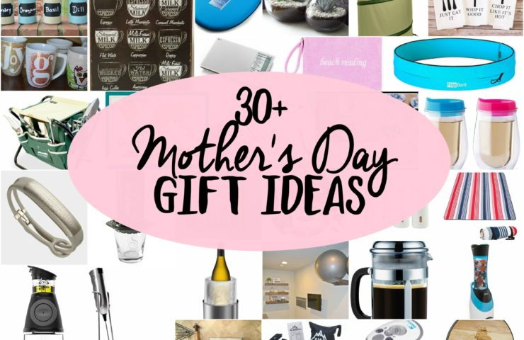 Help for Mother's Day Gifts – Round up of 30+ Gift Ideas