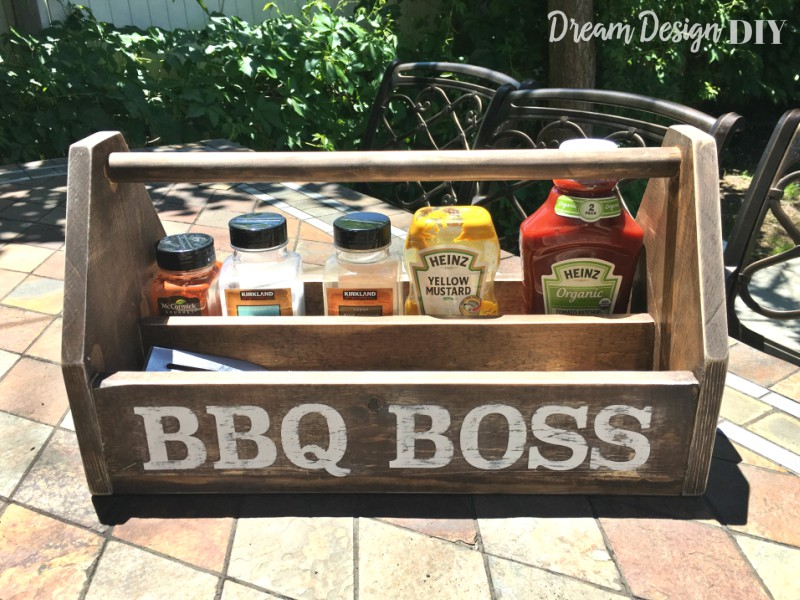 BBQ caddy
