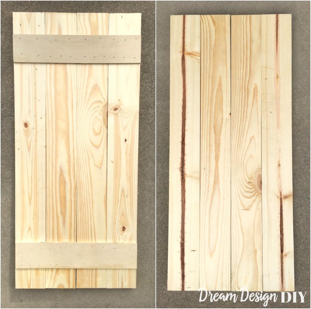 photo wood display