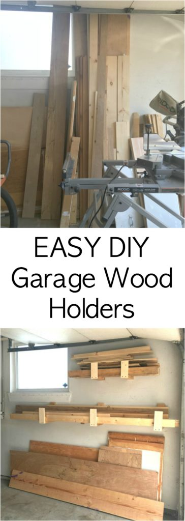 I have tons of scrap wood. This would be great to help clean up and organize my garage.