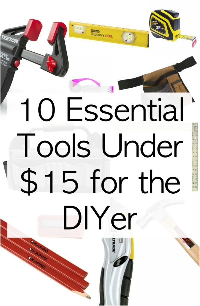 This is a great resource for a newbie DIYer and also great for gift ideas as well.