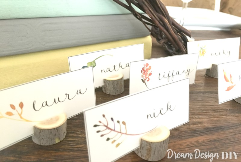 Use Them For Name Place Cards At A Party Or Holiday Labeling Food Dishes Displaying Photos Holding Business On Your Desk Etc