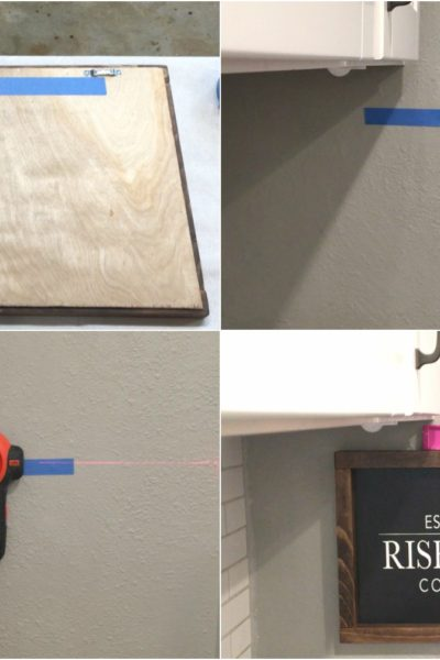 How to Easily Hang Picture Frames Perfectly Level
