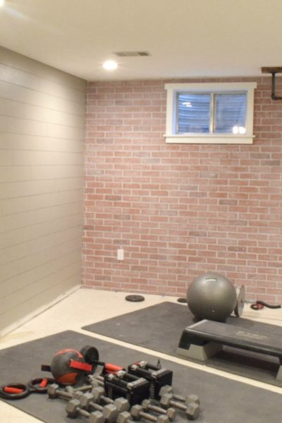 Industrial Home Gym Makeover – Week 4