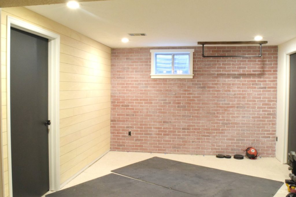 Industrial Home Gym Makeover on moving a home, painting a home, framing a home, marketing a home, decorating a home, air conditioning a home, design a home, cleaning a home,