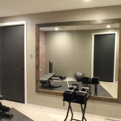 Industrial Home Gym Makeover – Week 5