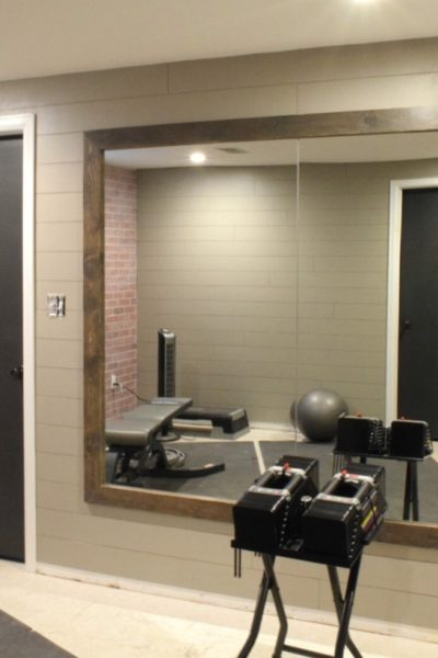 Industrial Home Gym Makeover – Week 5