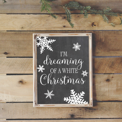 Festive Christmas Printables – Quick, Easy and FREE Decorating for the Holidays