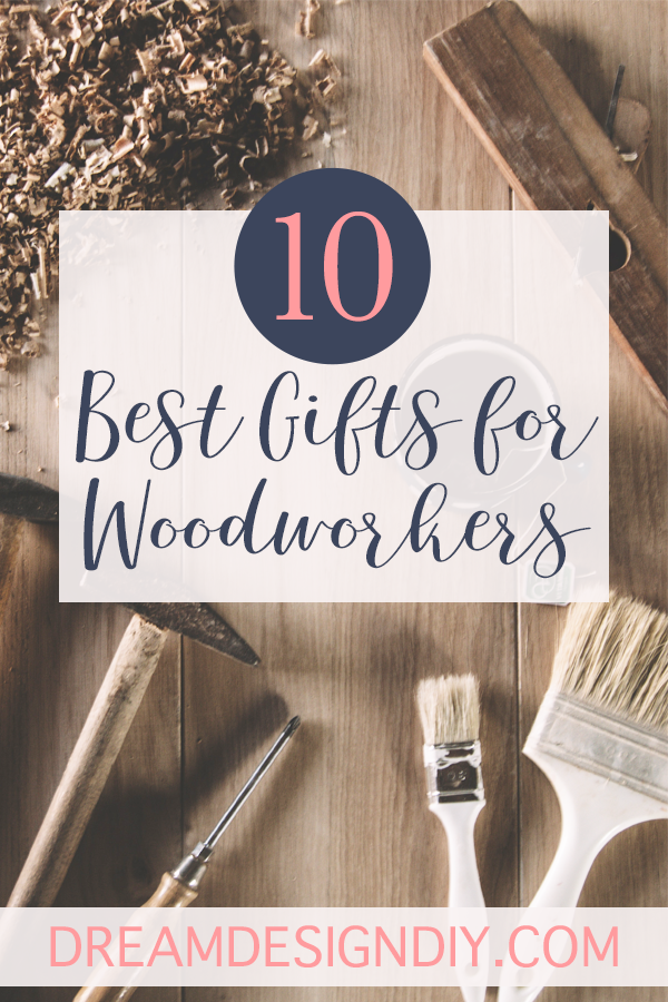 Check out this awesome Gift Guide for Woodworkers that will help you find the perfect tools for that DiY man or woman in your life. #DIYwoodprojects #woodworking #tools #DIY #giftguide