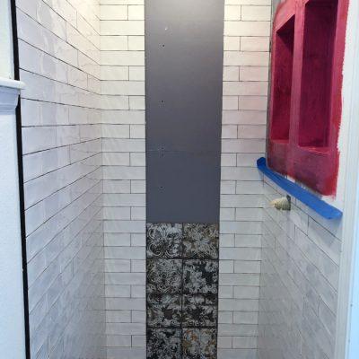 Moody Master Bathroom Remodel – Week Three