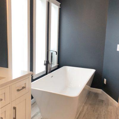 Moody Master Bathroom Remodel – Week Five