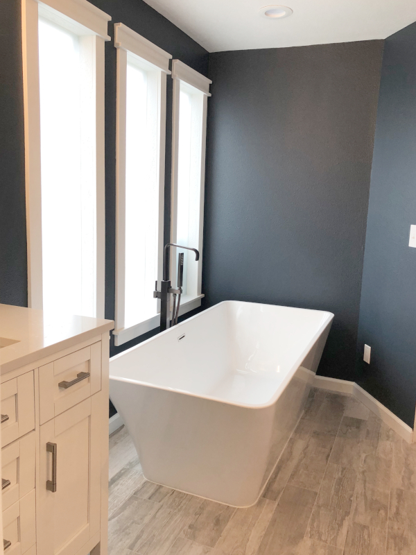 Moody Master Bathroom Remodel – Week Five