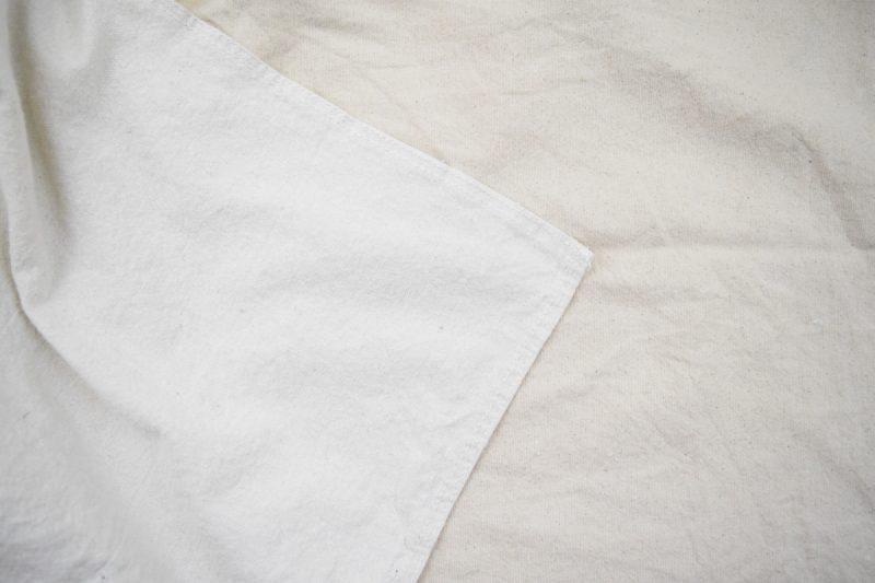 How to Bleach Canvas Drop Cloths