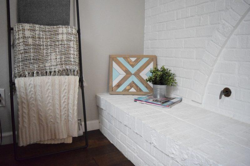 Simple DIY Wood Wall Art
