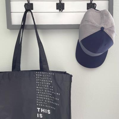 DIY Shiplap Coat Rack – A Stylish Way to Hang Your Stuff