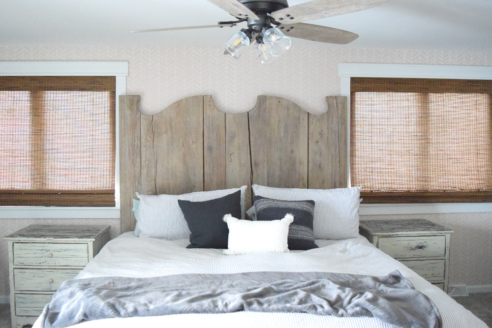 Easy DIY Wall Stenciling – Do This Instead of Wallpaper